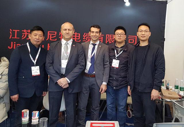 Η επίσκεψη της C&A στην Marintec China 2019