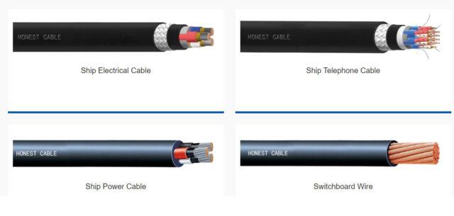 Καλώδια ναυτικού τύπου Jiangsu Honest Cable