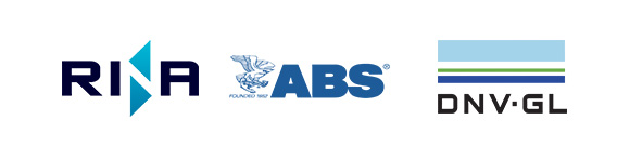 rina-abs-dnvgl approval