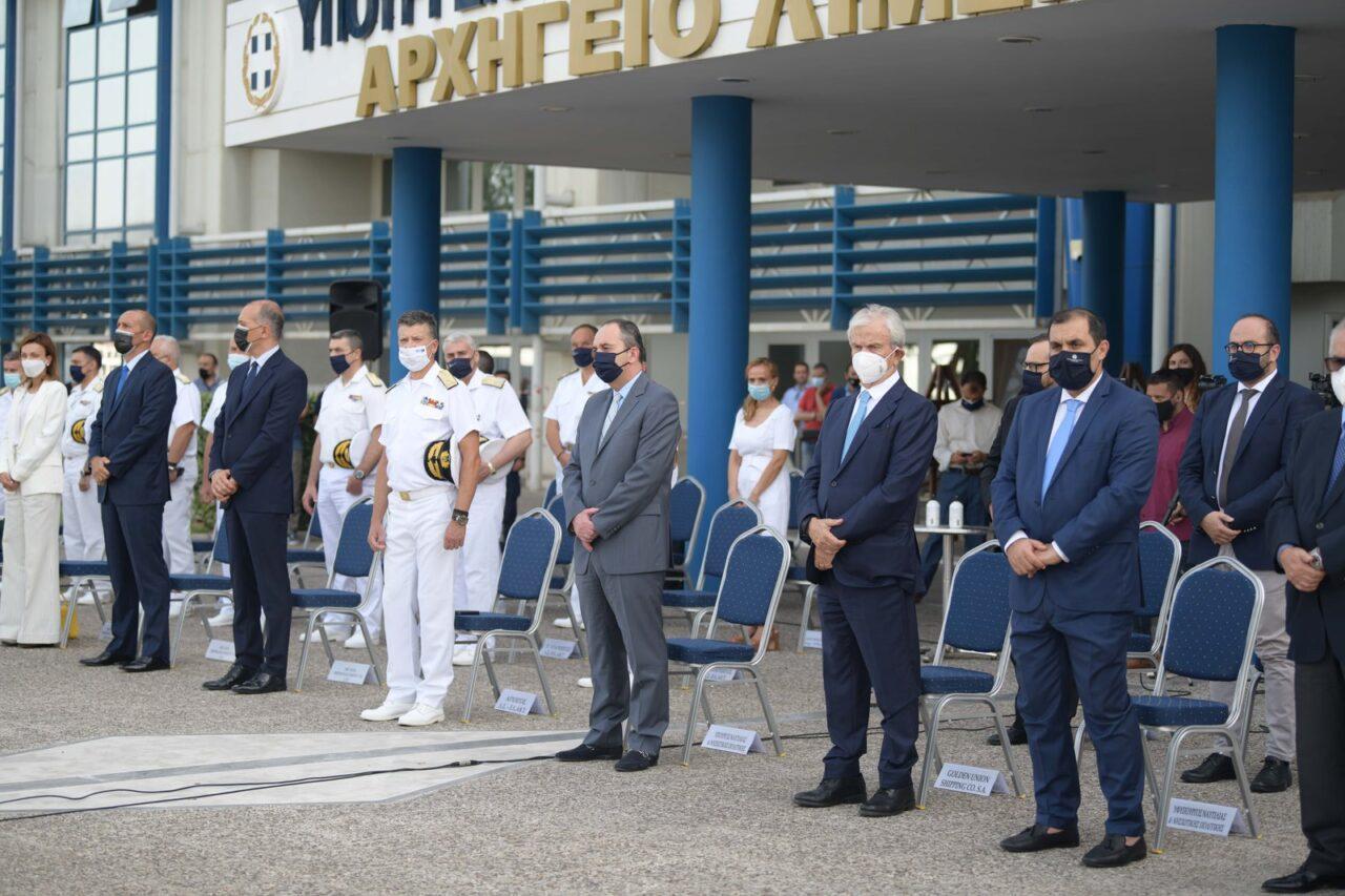 4 υπερσύγχρονα ταχύπλοα περιπολικά εντάχθηκαν στον στόλο του Λιμενικού 2