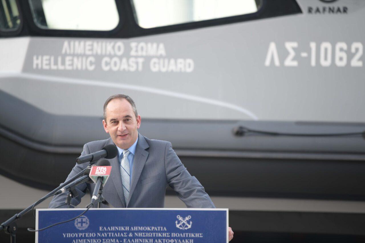 4 υπερσύγχρονα ταχύπλοα περιπολικά εντάχθηκαν στον στόλο του Λιμενικού 3